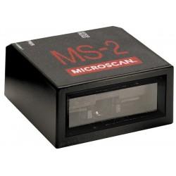 Microscan - Lecteurs de codes à barres - Lecteur CCD ultra-compact MS-2