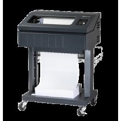 Printronix LLC - Imprimantes Matricielles Ligne - P8000 avec piédestal ouvert