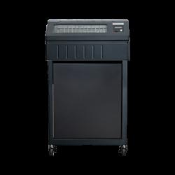 Tally Genicom - Imprimantes Matricielles Ligne -   6805ZT / 6810ZT - Zero Tear avec piédestal ouvert