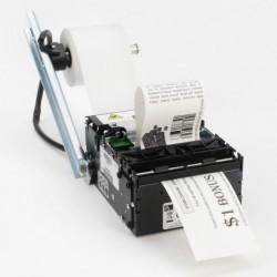 Zebra - Imprimantes kiosques - Borne d'impression pour reçus KR403