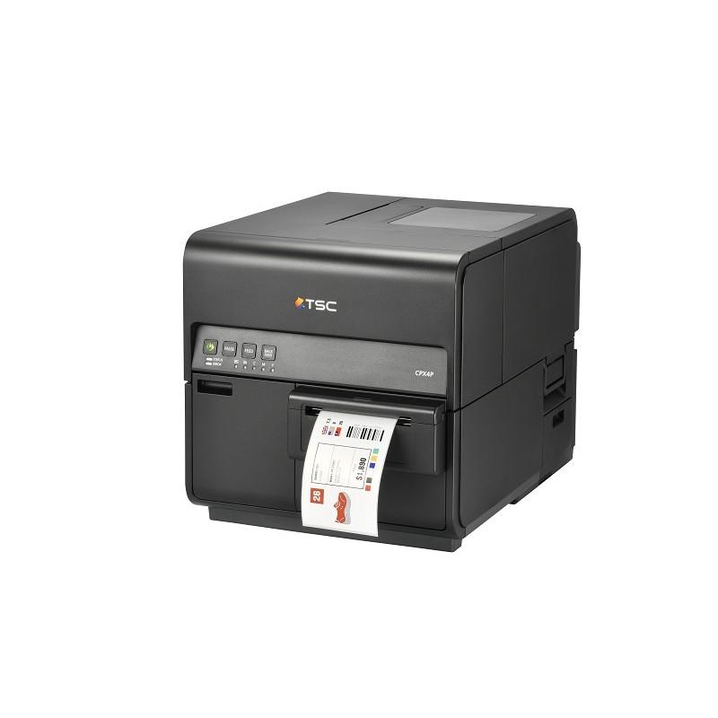 TSC - Imprimantes d'étiquettes couleur CPX4 Series