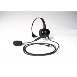 Trident Communication Technology - ModCom One™ OTH Casque Mono Filaire
