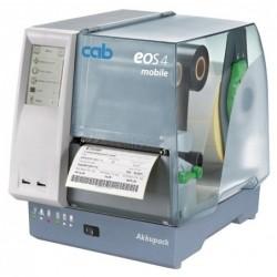 CAB - Imprimantes d'étiquettes - EOS4 mobile