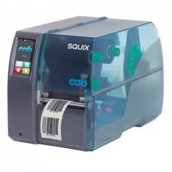 CAB - Imprimantes d'étiquettes - SQUIX 4 M  avec module de lecture/écriture RFID