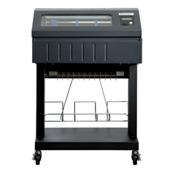 Tally Genicom - Imprimantes Matricielles Ligne - 6805 / 6810 - Piedestal ouvert
